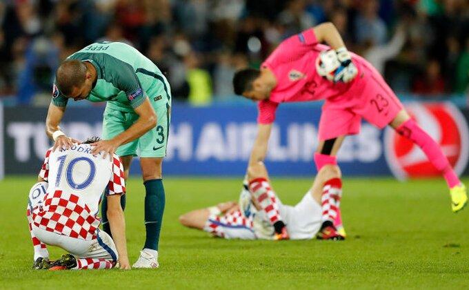 Luka Modrić pred napuštanjem reprezentacije