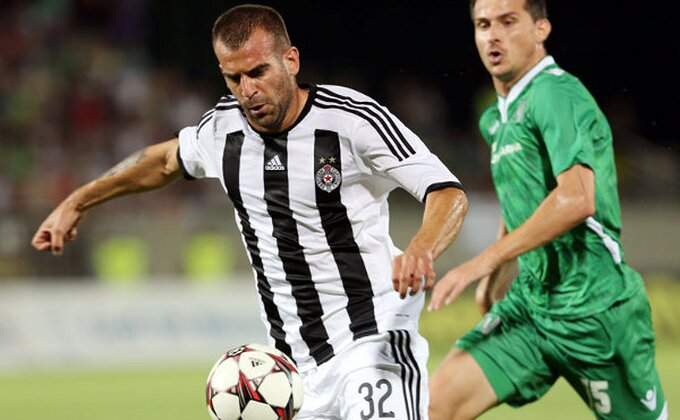 Trajković zavio Partizan u crno!