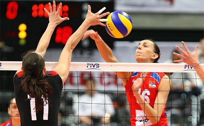 Srpkinje u polufinalu Evropskih igara!