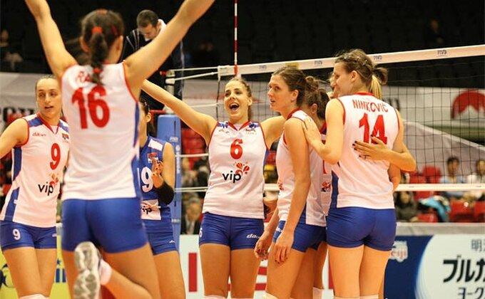 Srbija - tri od tri!