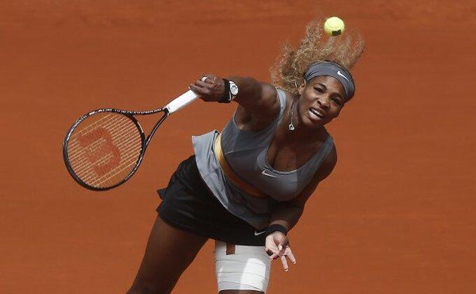 Madrid - Serena ekspresno u osminu finala!
