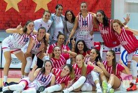 Košarkašice Zvezde zabeležile prvu pobedu u Evrokupu