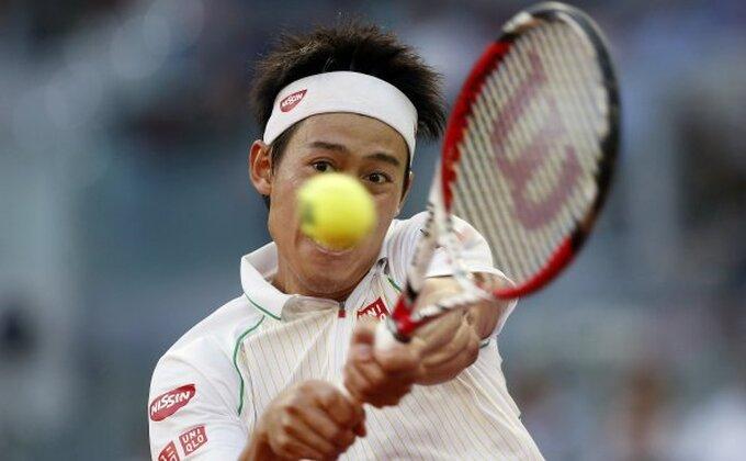 Madrid - Nišikori zakazao duel sa Nadalom!