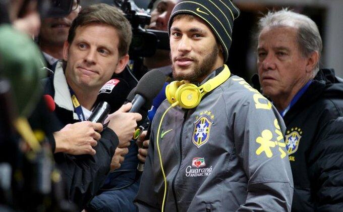 """Mesi i Ronaldo: """"Gde si, brate, šta ima?"""""""