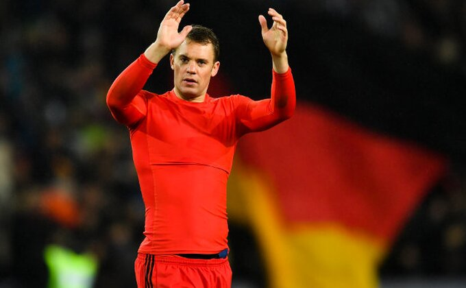 "Prvo pa spektakl - ""Gordi Albion"" prvi rival Nemačke u 2017. godini"