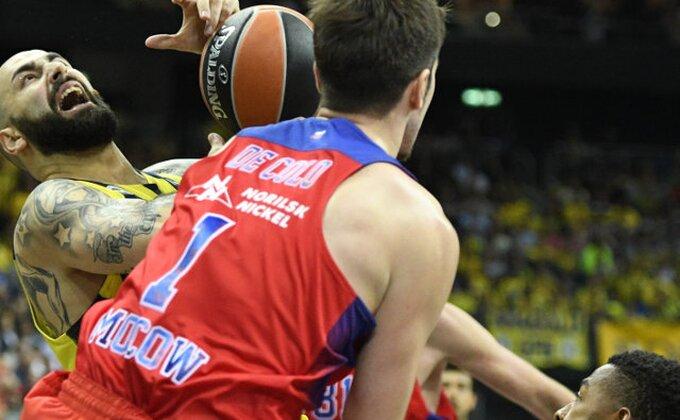 Real nije imao rešenje za De Koloa, CSKA nadigrao Madriđane!