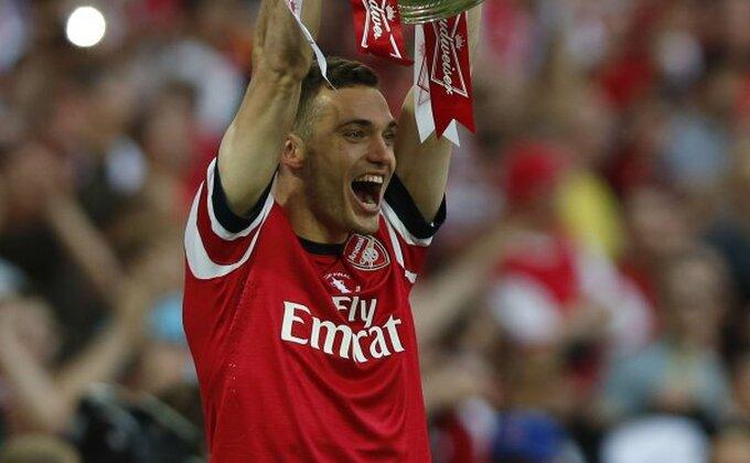 """Oglasio se Vermalen: """"Ne znam da li ostajem u Arsenalu"""""""