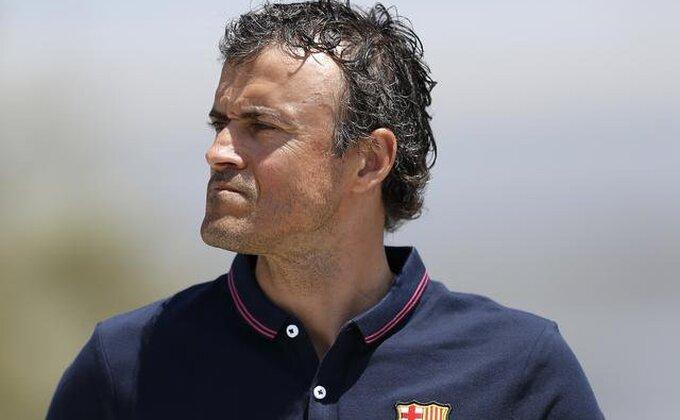 "Enrike: ""Barselona neće menjati stil igre zbog povrede Mesija"""
