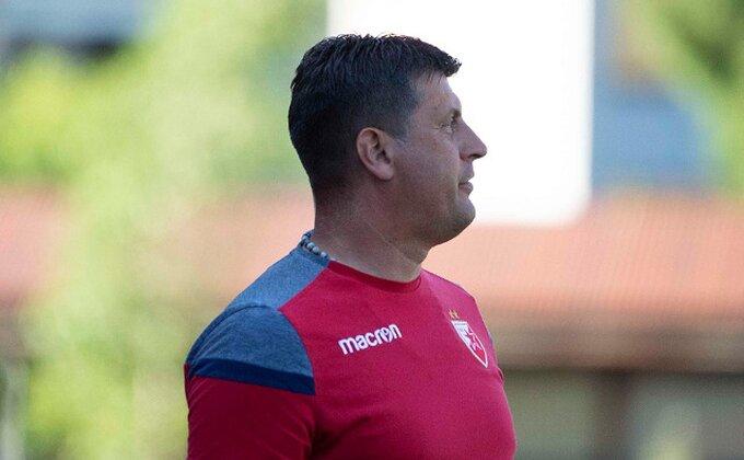 Zvezda - Milojević ''pojačava strogoću'', uvodi nove mere!