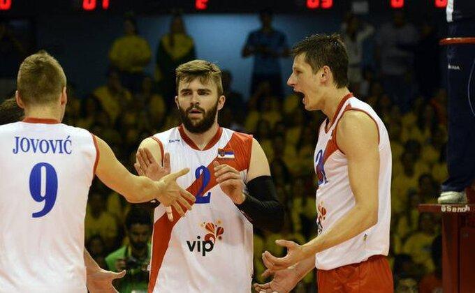Ovo je poen koji je doneo Srbiji bronzanu medalju!