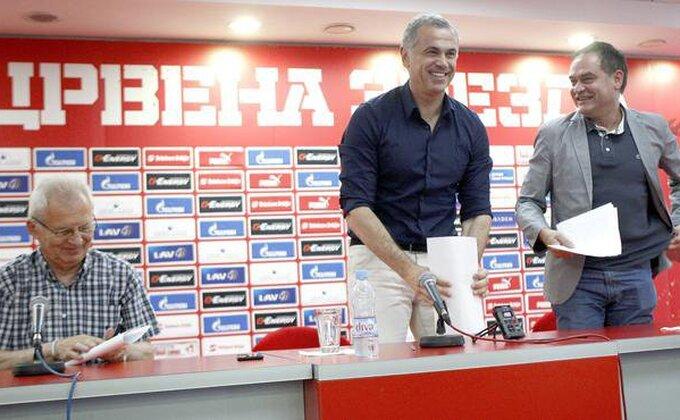 Terzićev sledeći cilj - Zvezda u Ligi šampiona!