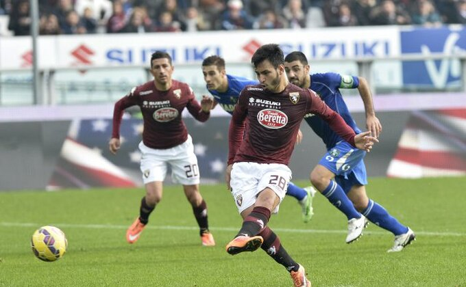 Palermo odneo bod iz Torina