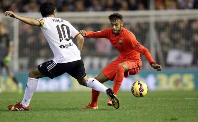 Barsa i Arsenal u klinču zbog kapitena Valensije