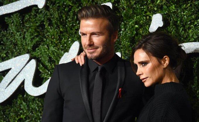 My name is Beckham, David Beckham