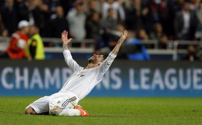 """Ramos: """"Do kraja u Real Madridu!"""""""