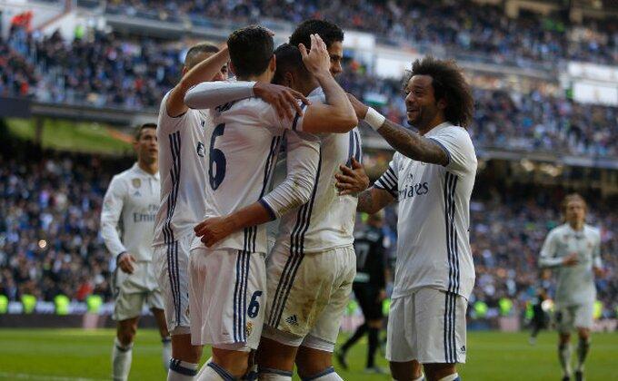 Znate li koji veliki as večeras bodri Real protiv Napolija?
