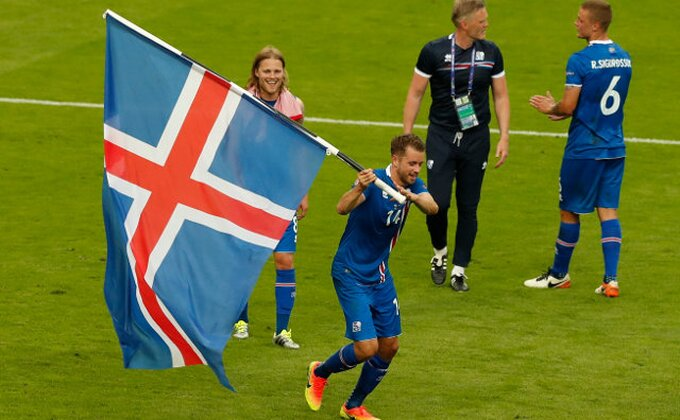 Evo kako se slavilo na Islandu