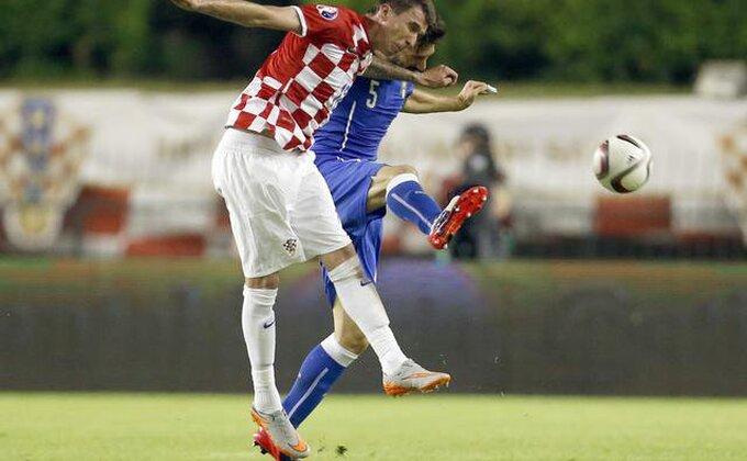 Mandžukić napustio pripreme reprezentacije