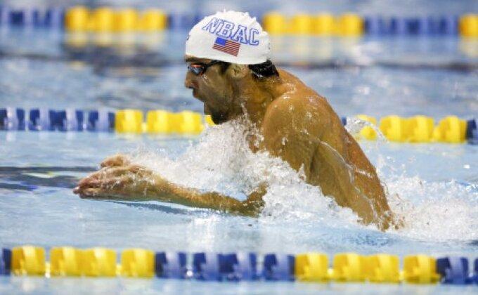 Da li će Felps osvojiti još medalja na OI?