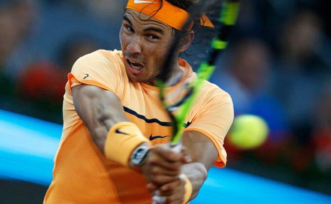 Nadal i Nišikori u polufinalu turnira u Madridu