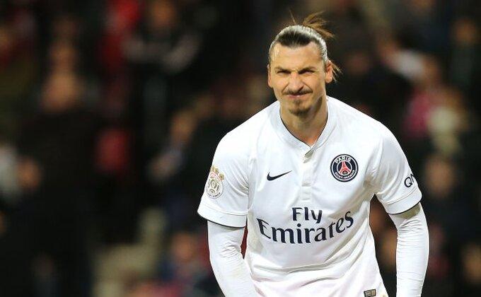 Samo je jedan Zlatan Ibrahimović...
