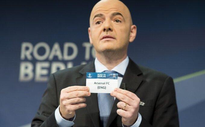 Ovo je uslov da Infantino odustane od trke za predsednika FIFA