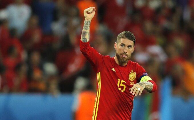 Kako je Ramos postao tragičar u porazu od Hrvata...