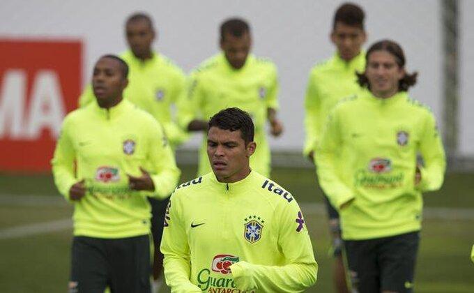 Kramarić razbesneo Brazilce pogibeljnim startom!