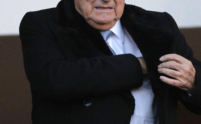 Evropa traži od FIFA odmah nađe zamenu za Blatera!