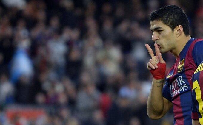 "Suarez: ""Nisam opsednut golovima"""