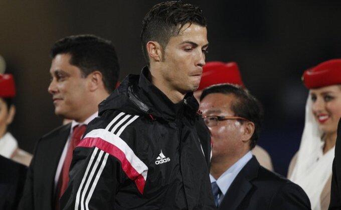"""Ronaldo: """"Real može da odbrani titulu u Ligi šampiona"""""""