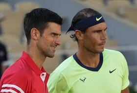 Nadal kritikovao Đokovića, Novak bi morao da se zamisli