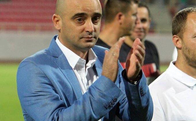 Srbija U-23: Novi selektor je Milan Rastavac