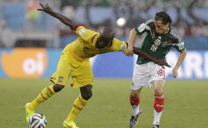 Đemba Đemba: ''Meni je bila čast da igram za Kamerun, a ovo sad...''