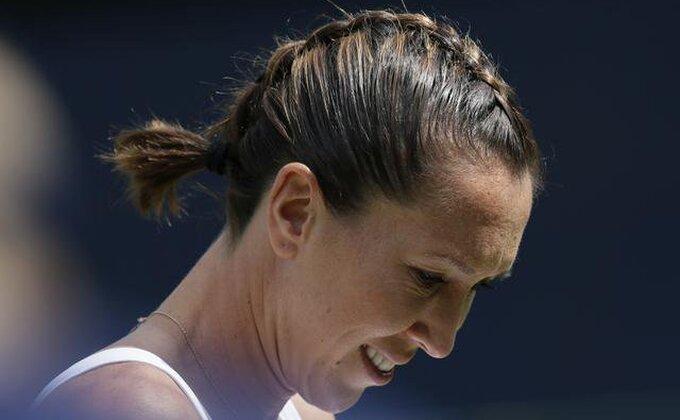 Jankovićeva kao i Ana, poražena na startu
