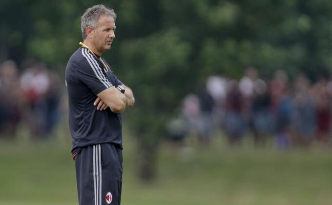 "Milan poražen na ""Žerlanu"""