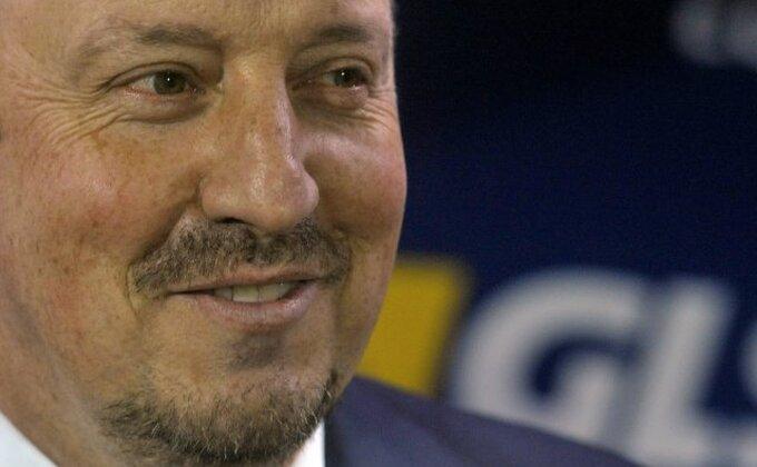 Hoće li Benitez ostati trener Napolija?