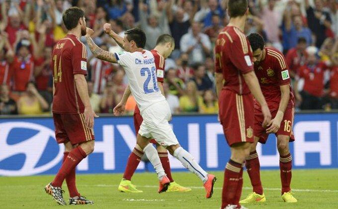 Debakl Španaca, kraj jedne ere!