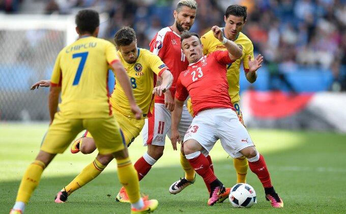 Švajcarci jednom nogom u osmini finala, Rumuni strepe!