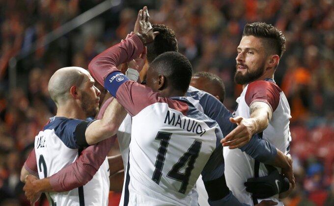 """Francuzi su ozbiljni, """"Lale"""" nemoćne na svom terenu"""