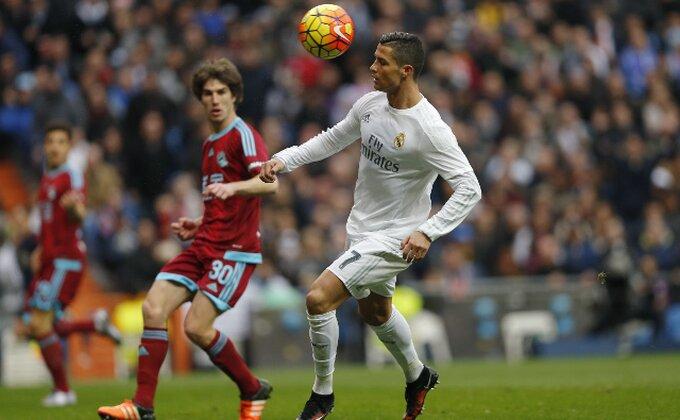 Ronaldo je najbolji strelac u 2015. godini!