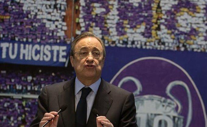 Uporan, uporniji, Florentino Perez