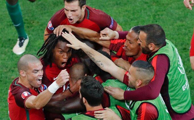 Sreća odlučila, Portugalci nakon penala u polufinalu!