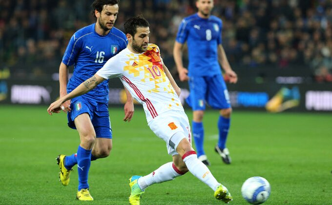 Miroljubivi Italijani i Španci, srpski rival na putu ka Rusiji remizirao