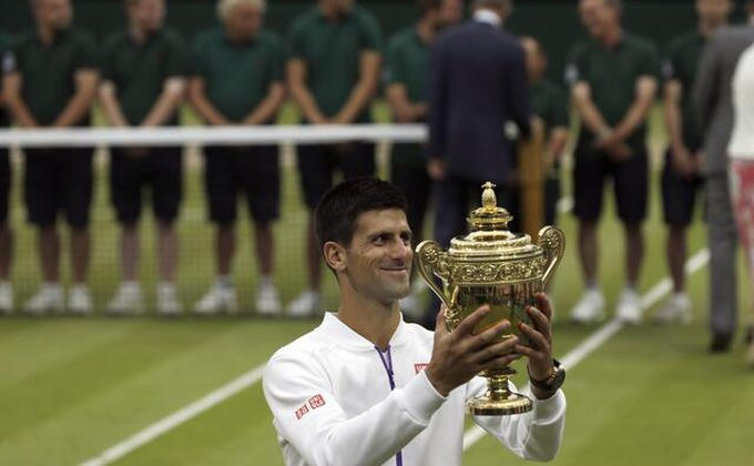 Novak to može!