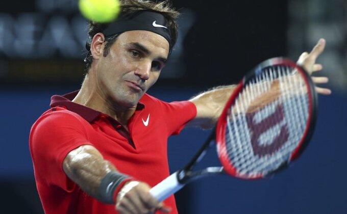 Neuništivi Rodžer Federer!