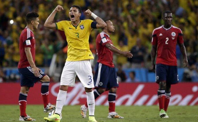 Tijago Silva igra polufinale?