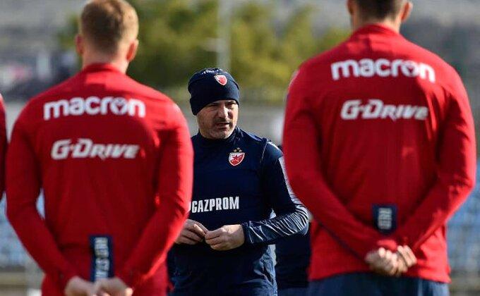 """Famozna """"TE-TA"""" priprema, Zvezda spremna za Ludogorec!"""