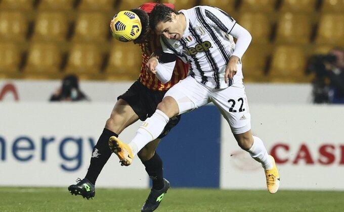 Ne ide bez Ronalda, Juve ''prosuo'' još dva boda, ali šta je Morata uradio na kraju?!
