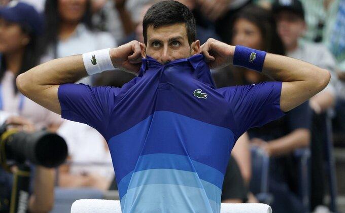 Da li je Novak ovo zaslužio? Italijan nije birao reči